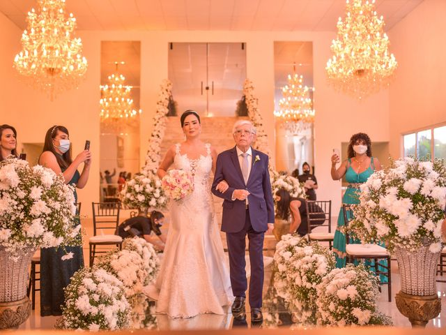 O casamento de Luciana e Francleito em Brasília, Distrito Federal 28