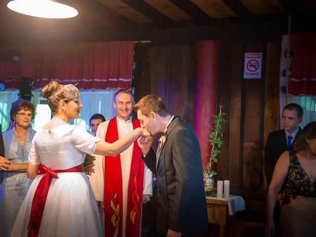O casamento de Rafael e Dominique em Indaial, Santa Catarina 40