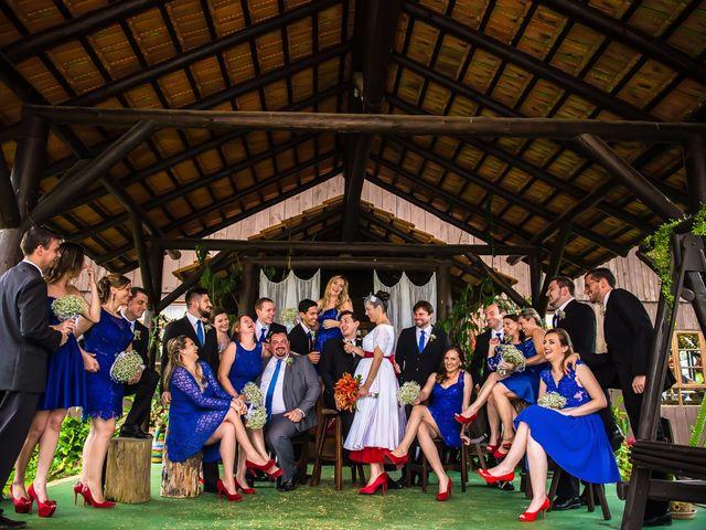 O casamento de Rafael e Dominique em Indaial, Santa Catarina 53