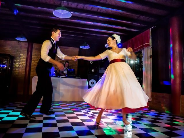 O casamento de Rafael e Dominique em Indaial, Santa Catarina 74