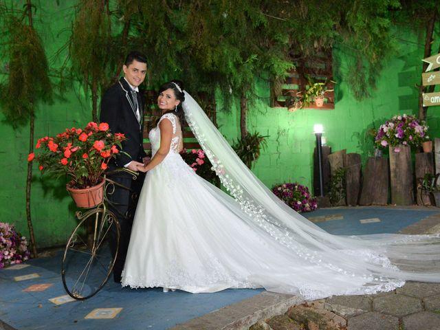 O casamento de Vanessa e Wilson