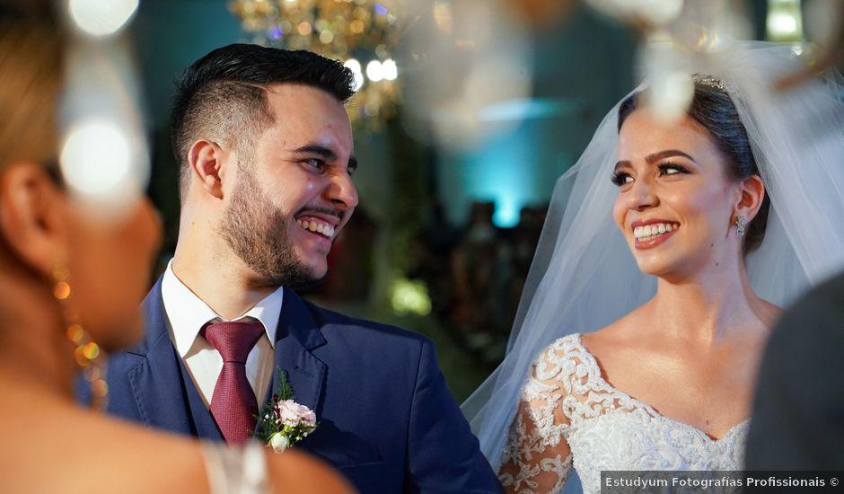 O casamento de Daniel e Ingrid em Goiânia, Goiás