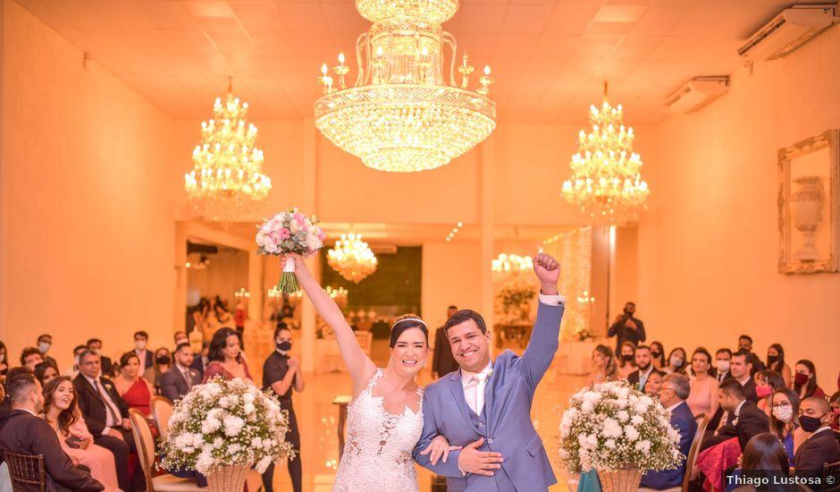 O casamento de Luciana e Francleito em Brasília, Distrito Federal