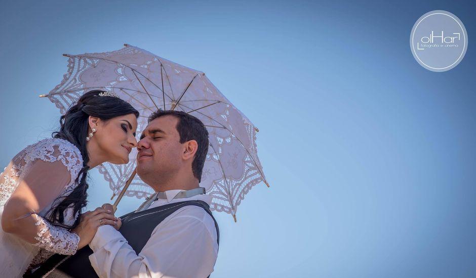 O casamento de Juverci e Diego em Brumadinho, Minas Gerais