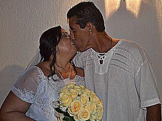 O casamento de Cláudia e Adilson