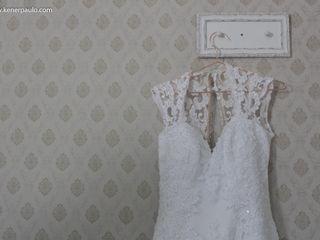 O casamento de Moema e Fábio 1