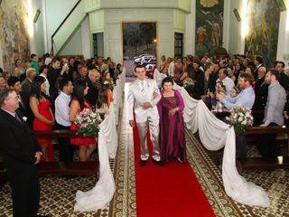 O casamento de Roberta e Leonardo 2