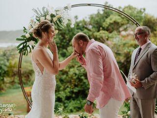 O casamento de Claudia e Gabriel