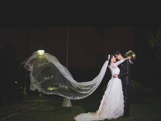 O casamento de Fernanda e Eryck