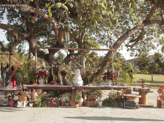 O casamento de Fábio e Moema em Parnamirim, Rio Grande do Norte 18