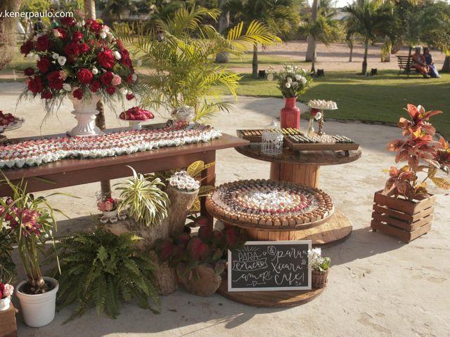 O casamento de Fábio e Moema em Parnamirim, Rio Grande do Norte 20