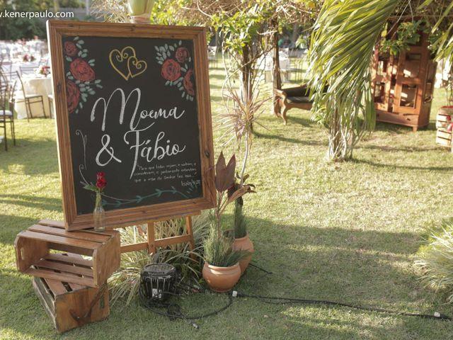 O casamento de Fábio e Moema em Parnamirim, Rio Grande do Norte 30