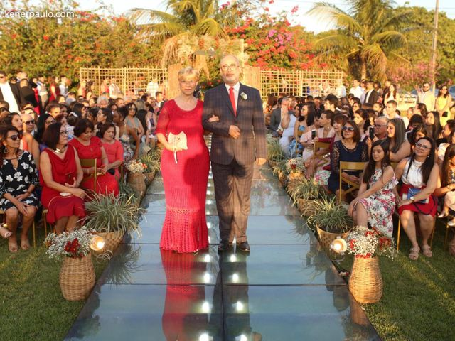 O casamento de Fábio e Moema em Parnamirim, Rio Grande do Norte 37