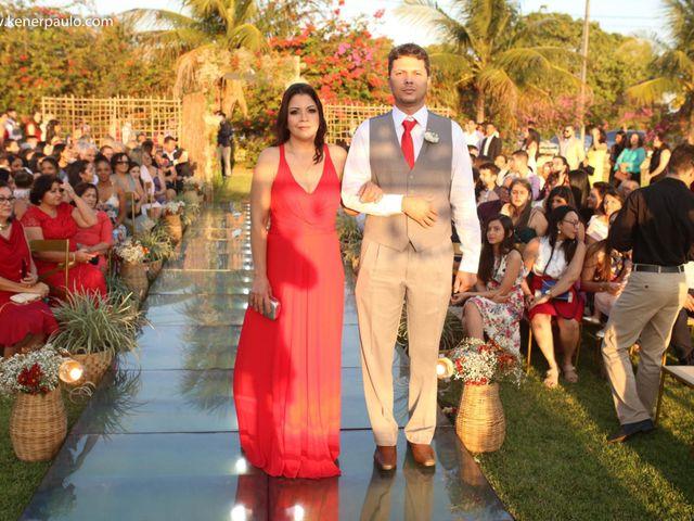 O casamento de Fábio e Moema em Parnamirim, Rio Grande do Norte 38
