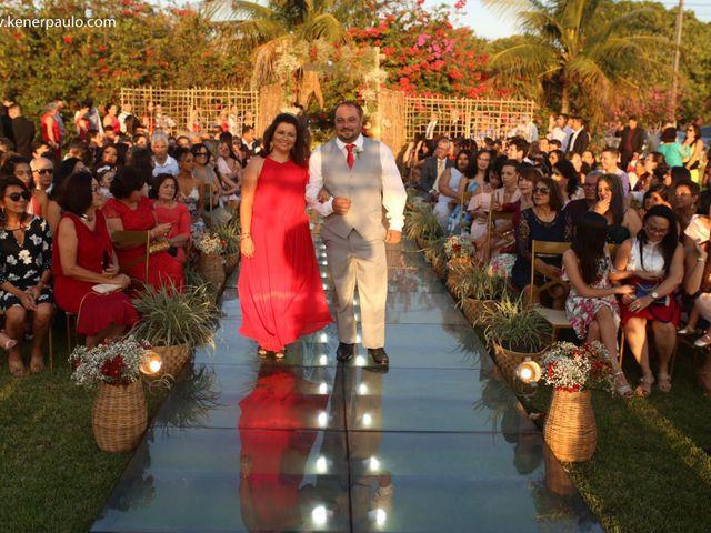 O casamento de Fábio e Moema em Parnamirim, Rio Grande do Norte 39