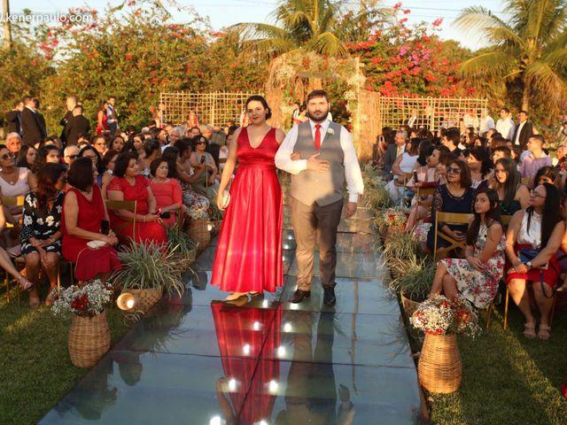 O casamento de Fábio e Moema em Parnamirim, Rio Grande do Norte 41