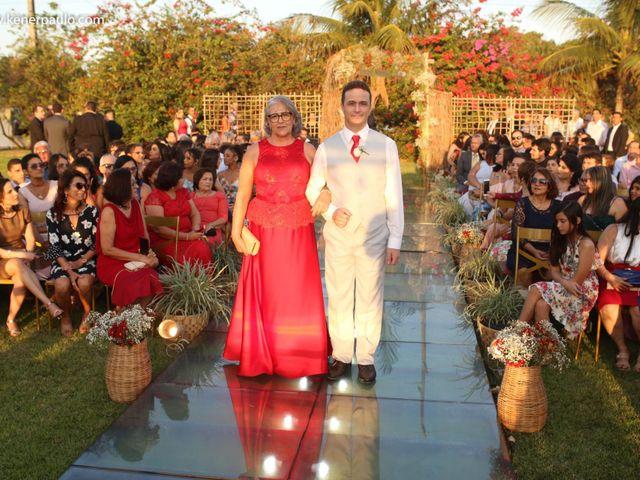 O casamento de Fábio e Moema em Parnamirim, Rio Grande do Norte 42