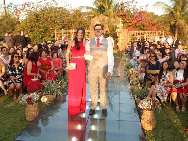 O casamento de Fábio e Moema em Parnamirim, Rio Grande do Norte 43