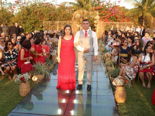 O casamento de Fábio e Moema em Parnamirim, Rio Grande do Norte 44