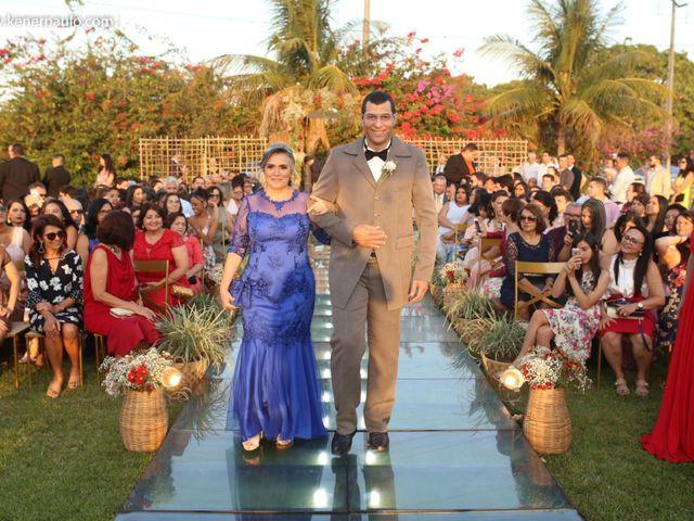 O casamento de Fábio e Moema em Parnamirim, Rio Grande do Norte 46