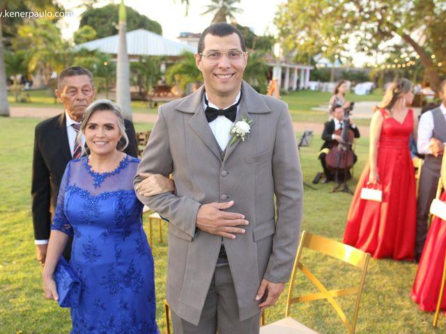 O casamento de Fábio e Moema em Parnamirim, Rio Grande do Norte 47