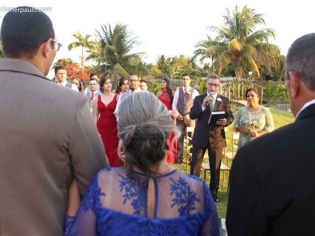 O casamento de Fábio e Moema em Parnamirim, Rio Grande do Norte 49
