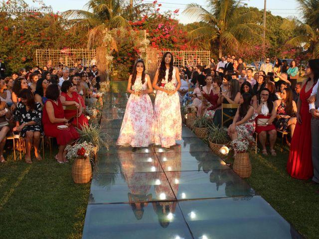 O casamento de Fábio e Moema em Parnamirim, Rio Grande do Norte 50