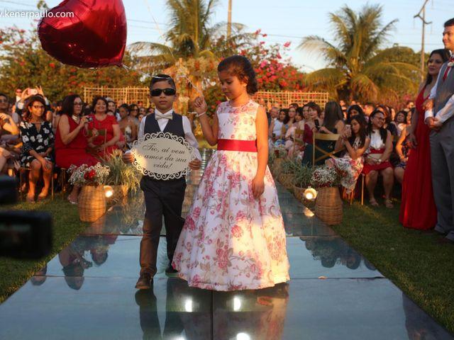 O casamento de Fábio e Moema em Parnamirim, Rio Grande do Norte 51