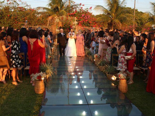 O casamento de Fábio e Moema em Parnamirim, Rio Grande do Norte 54