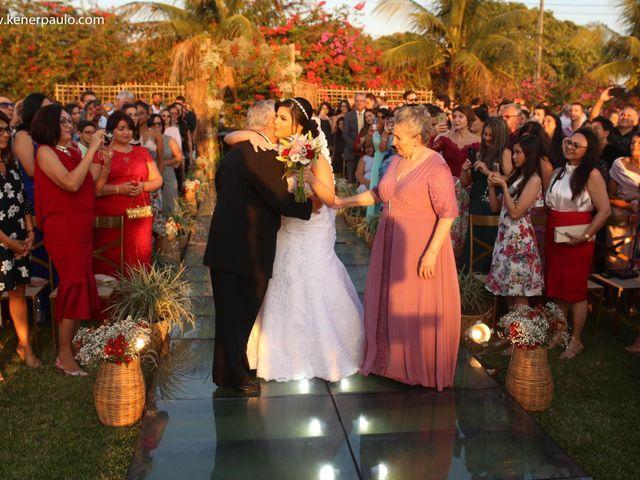 O casamento de Fábio e Moema em Parnamirim, Rio Grande do Norte 56