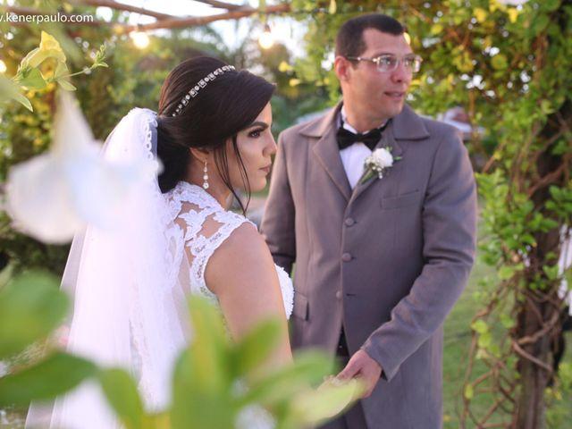 O casamento de Fábio e Moema em Parnamirim, Rio Grande do Norte 70
