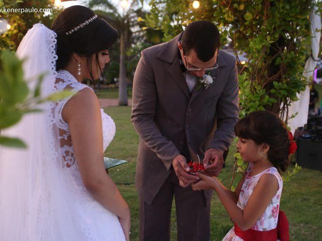 O casamento de Fábio e Moema em Parnamirim, Rio Grande do Norte 71