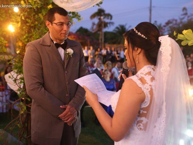 O casamento de Fábio e Moema em Parnamirim, Rio Grande do Norte 77