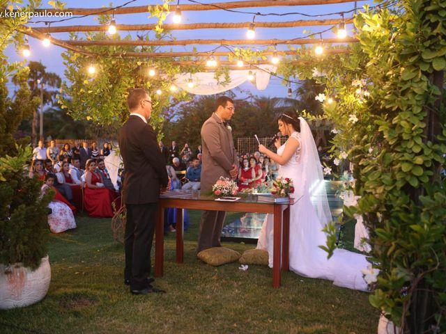 O casamento de Fábio e Moema em Parnamirim, Rio Grande do Norte 78