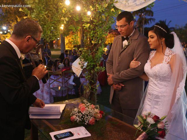 O casamento de Fábio e Moema em Parnamirim, Rio Grande do Norte 80
