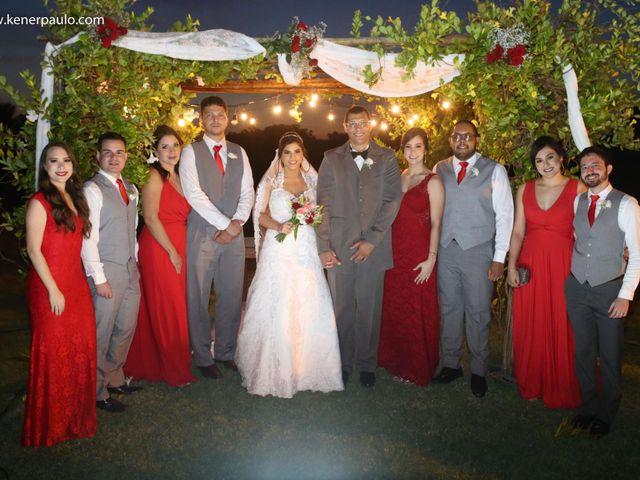 O casamento de Fábio e Moema em Parnamirim, Rio Grande do Norte 93