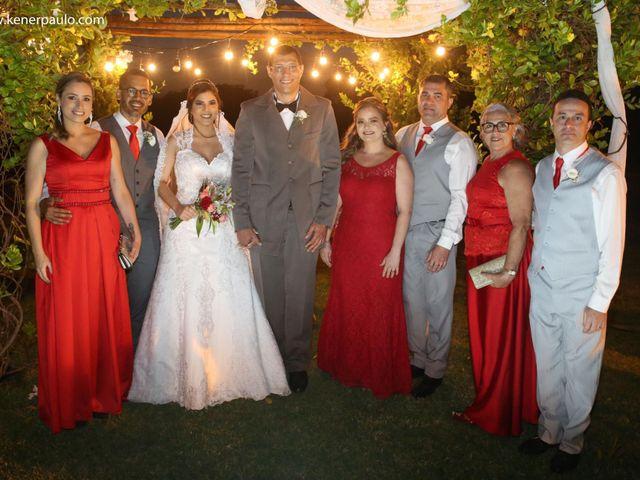 O casamento de Fábio e Moema em Parnamirim, Rio Grande do Norte 95
