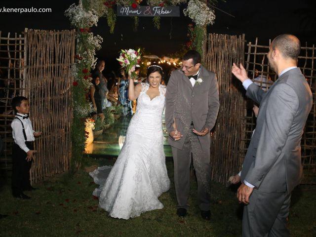 O casamento de Fábio e Moema em Parnamirim, Rio Grande do Norte 100