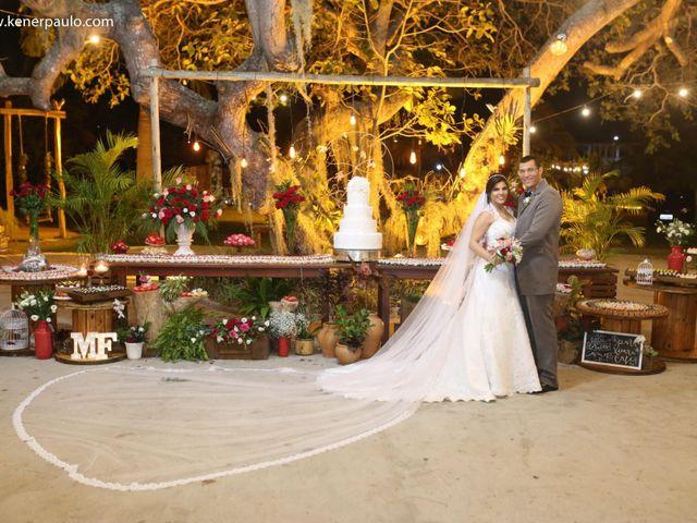 O casamento de Fábio e Moema em Parnamirim, Rio Grande do Norte 104