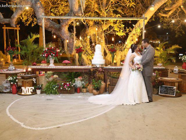 O casamento de Fábio e Moema em Parnamirim, Rio Grande do Norte 105