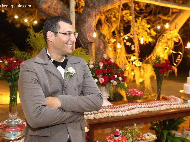 O casamento de Fábio e Moema em Parnamirim, Rio Grande do Norte 106