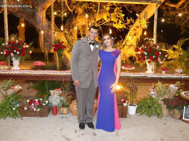 O casamento de Fábio e Moema em Parnamirim, Rio Grande do Norte 108