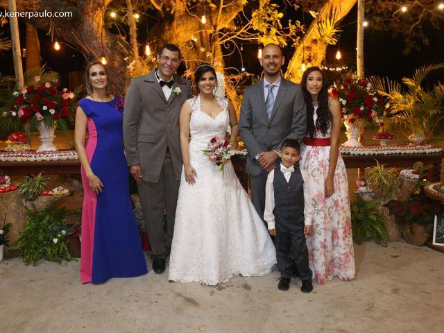 O casamento de Fábio e Moema em Parnamirim, Rio Grande do Norte 110