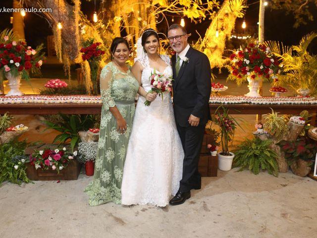 O casamento de Fábio e Moema em Parnamirim, Rio Grande do Norte 112