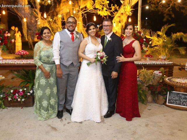O casamento de Fábio e Moema em Parnamirim, Rio Grande do Norte 116