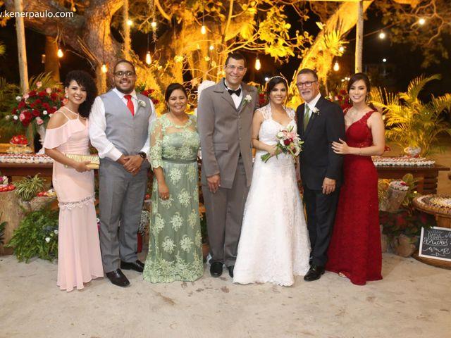 O casamento de Fábio e Moema em Parnamirim, Rio Grande do Norte 117