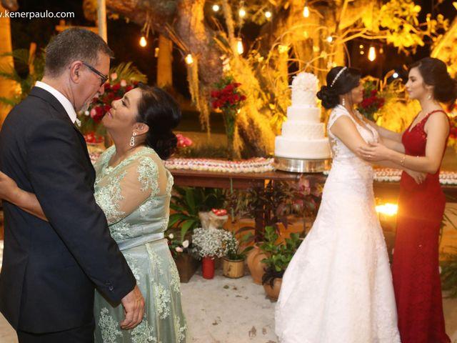 O casamento de Fábio e Moema em Parnamirim, Rio Grande do Norte 119