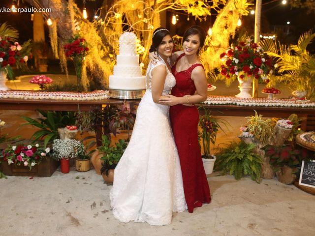 O casamento de Fábio e Moema em Parnamirim, Rio Grande do Norte 120