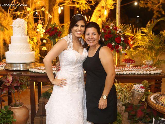 O casamento de Fábio e Moema em Parnamirim, Rio Grande do Norte 122