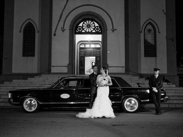 O casamento de Tais e Hamilton